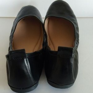 Universal Thread Shoes - NWOT Black Womens Round Toe Ballet Flats Size 11
